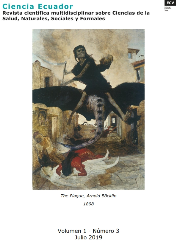Ver Vol. 1 Núm. 3 (2019): La peste